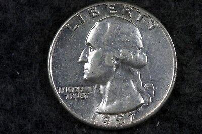Estate Find 1957 - Washington Quarter H6076 - $4.00