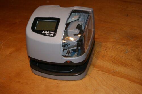 AMANO PIX-95 ELECTRONIC TIME CLOCK