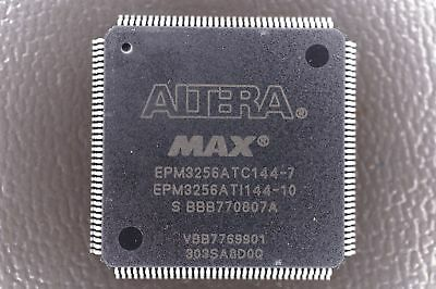 Epm3256atc144-7 Altera Cpld Complex Programmable Logic Device 3.3v 144 Pin Tqfp