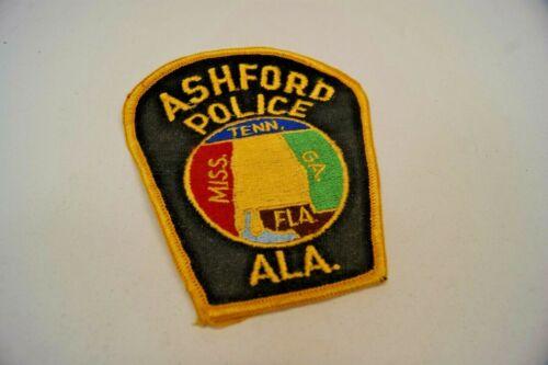 Ashford Alabama Police Shoulder Patch