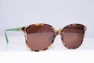 PRADA Womens Designer Sunglasses Brown Butterfly SPR 010 UEZ-4K1 17997
