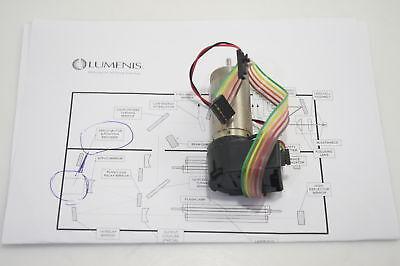 Lumenis Versapulse Laser Ho Nd Yag Servo Motor Position Encoder