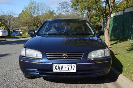 1999 Toyota Camry Crows Celebration Car No.10 Modbury Heights Tea Tree Gully Area Preview