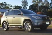 2007 Toyota RAV4 CV Manual upgrade. with RWC Upper Kedron Brisbane North West Preview