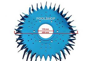 BARACUDA ZODIAC SKIRT AUTO SWIMMING POOL CLEANER PARTS BARRACUDA Beldon Joondalup Area Preview