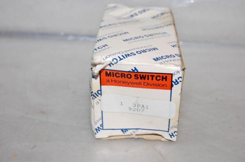 Micro Switch 3pa1 Basic Switch Enclosure