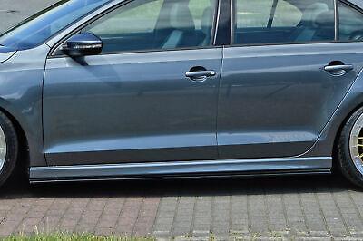 Bistyle RLD Seitenschweller aus ABS für VW Polo 9N 2001 9N3 ab Bj