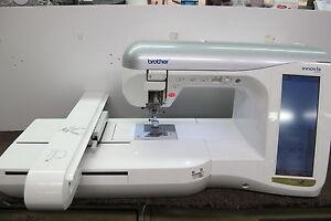 4000 embroidery machine