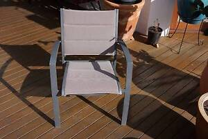 4 very comfortable outdoor chairs Kambah Tuggeranong Preview