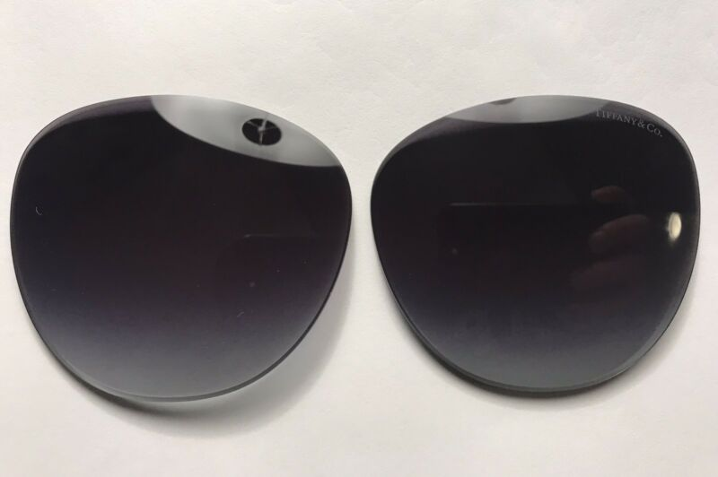 Tiffany & co. TF4134B 80013C Blue Gray Gradient Replacement Lenses 55 mm