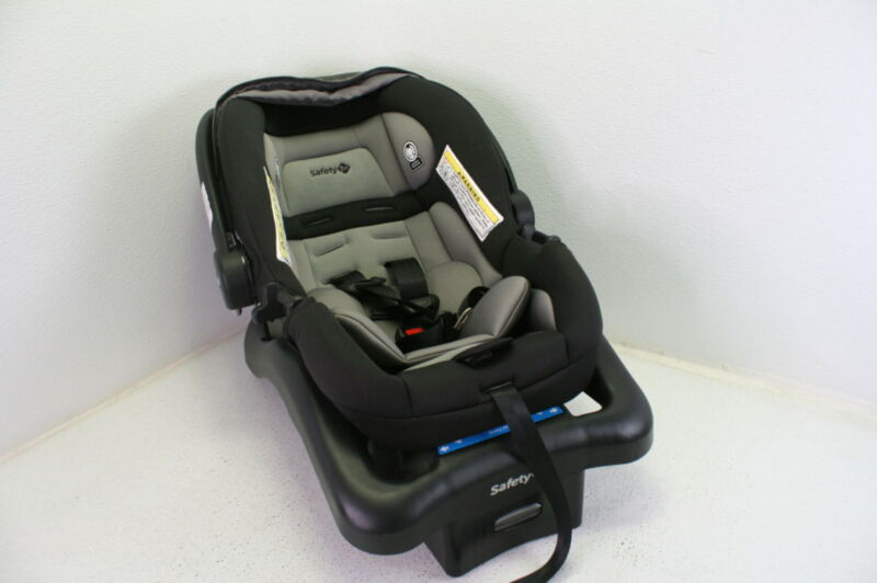Safety 1st Onboard 35 LT Infant Car Seat in Monument 2 35lbs Weight Capacity
