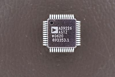 Ad9226astz Analog Devices 12 Bit Adc Analog To Digital Converter 48 Pin Lqfp
