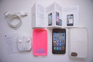iPod Touch 4th Gen 8gb + NEW earphones + FREE post with TRACKING! Melbourne CBD Melbourne City Preview