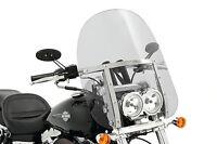 Memphis Shades Lunotto Parabrezza Grassi Con Abe Per Harley Davidson Fat Bob -  - ebay.it