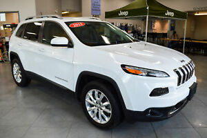 2015 Jeep Cherokee 2015 Jeep Cherokee - 4WD 4dr Limited