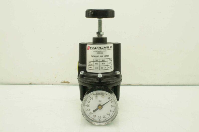 Fairchild Pressure Regulator 500 PsiG, 10244