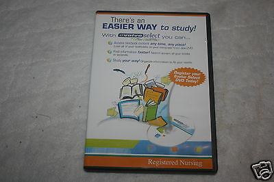Elsevier Evolve Select Rn 2008 Registered Nursing Cd Rom