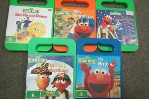 sesame street dvd kids toddler baby childrens tv show elmo Ferntree Gully Knox Area Preview