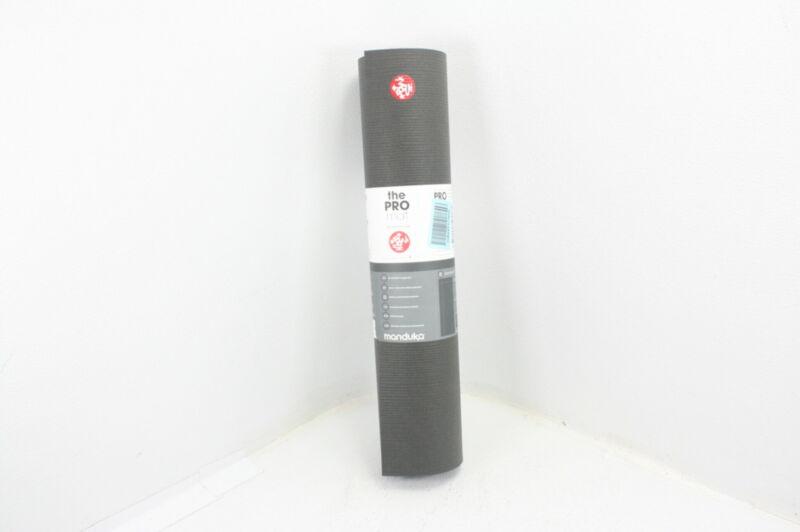 Manduka Pro Yoga Mat Black Mat PRO Extra Long Simple Non Slip Fabric Gray