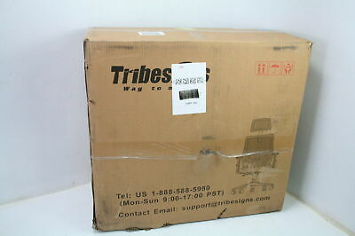 Tribesigns T18 Mesh High Back Adjustable Ergonomic Office Chair W Lumbar Support