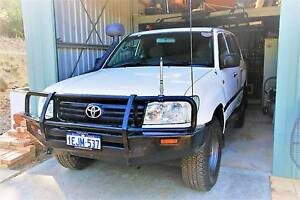 THIS 2006, 105 SERIES TOYOTA LANDCRUISER WAGON IS A RIPPER Kelmscott Armadale Area Preview