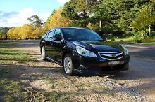 2009 Subaru Liberty Sedan - 5Gen 2.5i 6sp Lineartronic AWD [MY10] Wentworth Falls Blue Mountains Preview