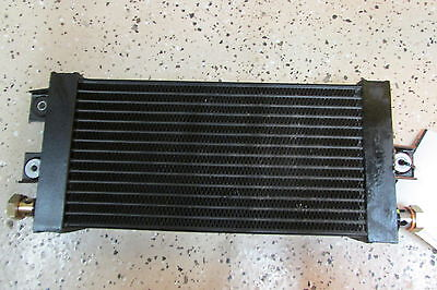 Ferrari 599 GTB Fiorano, Differential Cooling Radiator, Used, P/N 214259