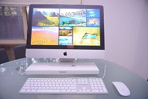 iMac 21inch 2009 + 8GB RAM+ Final Cut Pro + Pro Logic + MS Office Melbourne CBD Melbourne City Preview