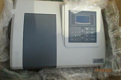 Cole Palmer 83059-10 Uvvisible Spectrophotometer Never Used 5000