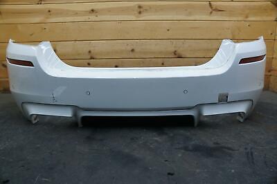 Rear Bumper Cover Park Assist S508A 51128048594 OEM BMW M5 528 535 550 F10 11-16