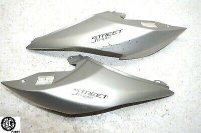 17 18 Triumph Street Triple 765R Left Right Rear Tail Fairing Cover Cowl