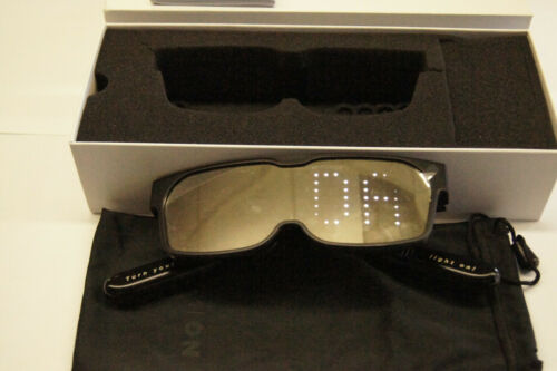FUNIOT ChemiON Bluetooth 4.0 Glasses CHM-2000    111619b
