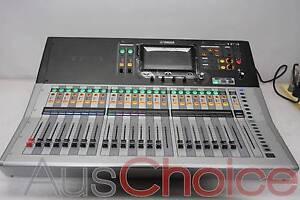 Yamaha TF3 Pro 24 Input 32ch Digital Mixer Mixing Console Wacol Brisbane South West Preview