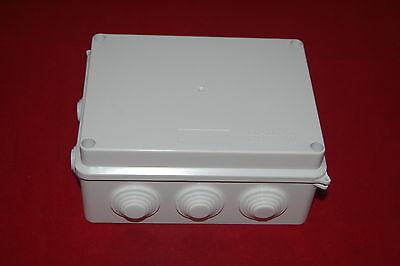 1pc Plastic Waterproof Electrical Junction Box 15011070mm Ip65