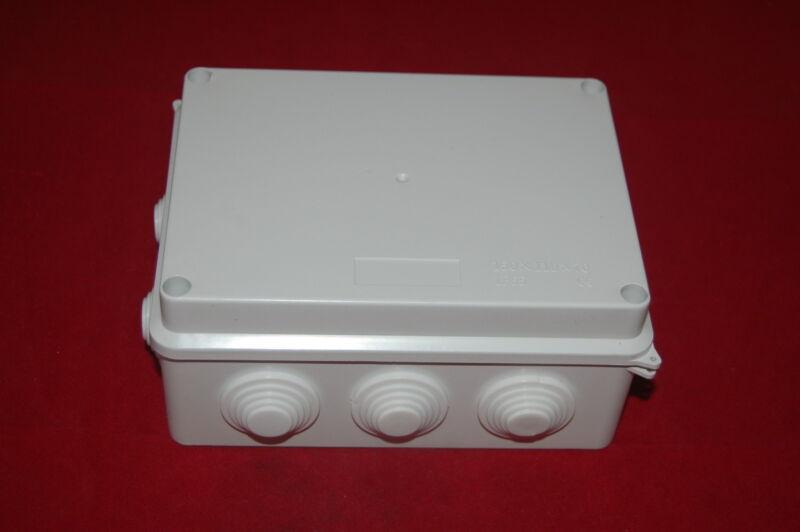 10PCS Plastic Waterproof Electrical Junction box 150*110*70mm IP65