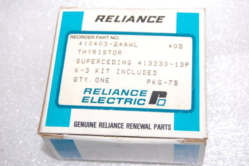 RELIANCE ELECTRIC 410403-24AWL THYRISTOR ASSEMBLY