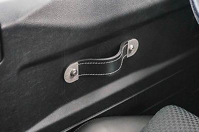 Land Rover Defender 90 110 87-02 Door Handle Gasket Seal Set x2 STC617 New