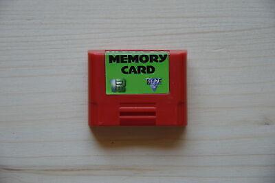 N64 - Controller Pak für Nintendo 64 (64 Controller Pak)