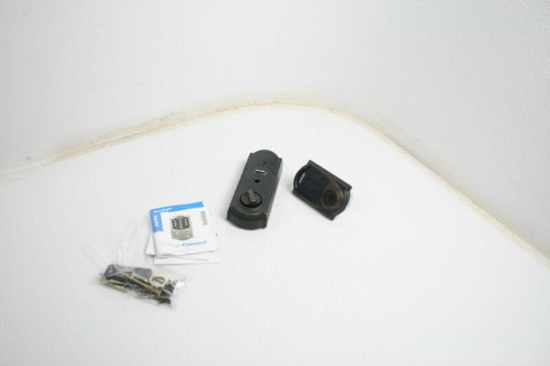 Schlage BE469ZP CAM 716 Connect Smart Deadbolt W Alarm Inbuilt Camelot Trim