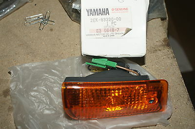 GENUINE <em>YAMAHA</em> CE50 SH50 CG50 CY50 LH FRONT INDICATOR ASSEMBLY SCOOTER