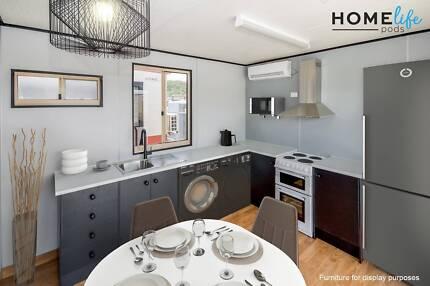 3 bedrooms & 3 bathrooms with BRAND NEW KITCHEN