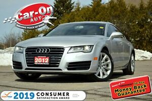 2012 Audi A7 Premium AWD LEATHER NAV SUNROOF LOADED