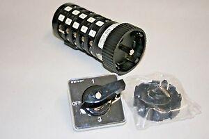 Salzer® #S213 Rotary Switch (100-133)