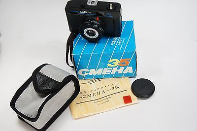 35-мм камеры LOMO Smena Cmena Compact