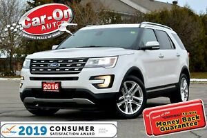 2016 Ford Explorer Limited 7 SEAT LEATHER NAV PANO ROOF LOADED