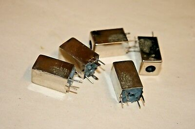 5 Pack 145-196uh Variable Inductor -- 612 Turns 101-229