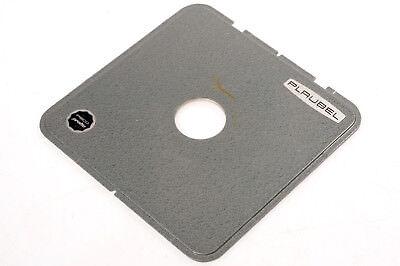 Plaubel Peco Profia Objektiv Platine Lens Board 4x5 Größe 0 PS 1/344