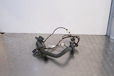 2005 PORSCHE CAYENNE 955 TURBO DRIVER SIDE REAR DOOR WIRING LOOM 7L5971694