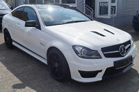 Mercedes-Benz  C 63 AMG COUPE EDITION 507*M.2014+1.HAND+PANO*