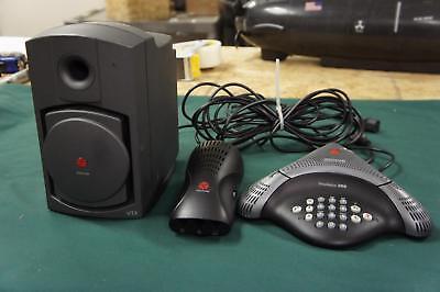 Polycom Voicestation 300 2201-17910 17020 Wall Module Subwoofer  G